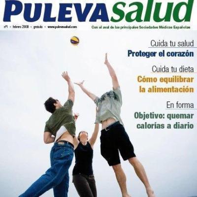 """""""Puleva Salud"""", revista digital de nutrición y vida sana"""
