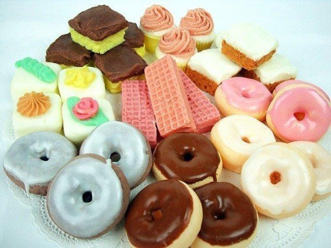Jabones dulces