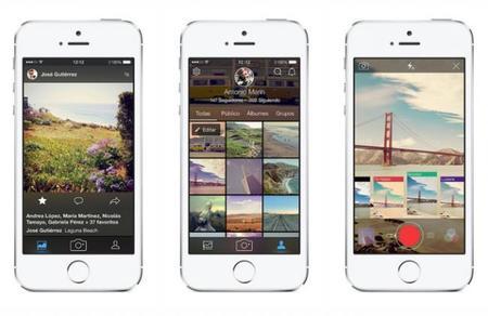 Flickr «planta cara» a Instagram con su nueva aplicación para iOS y Android