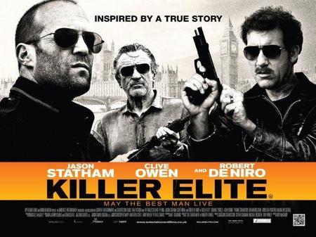 Asesinos de élite en horas bajas
