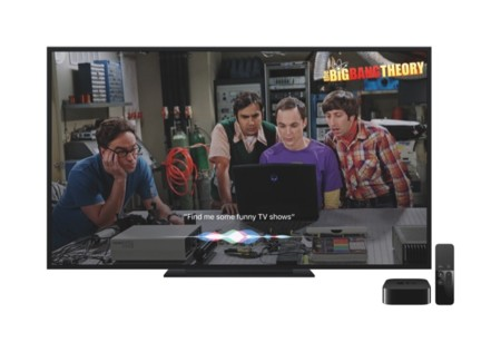 Tv Appletv Remote Siri Question Bigbangtheory Print