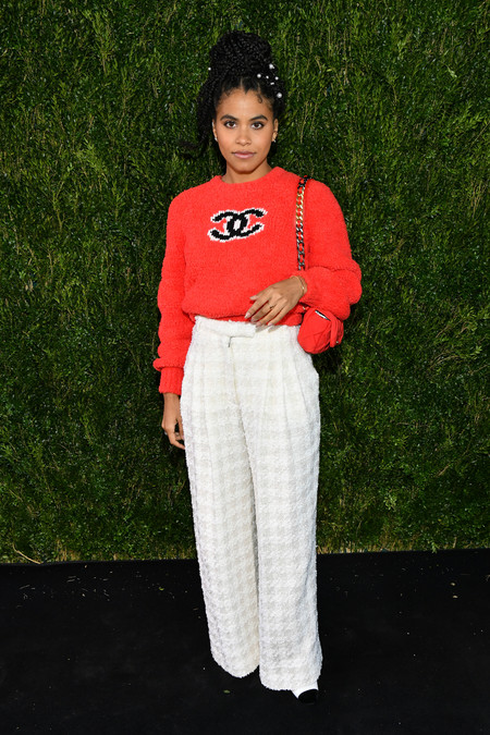 Chanel Kintwear Aw 2019 01