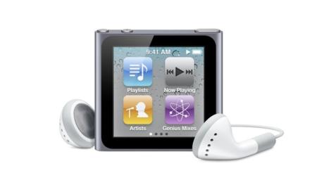 El iPod nano de 6ª generación pasa a la historia: Apple lo considera oficialmente obsoleto