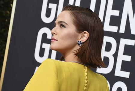 Los nueve mejores peinados para inspirar nuestros looks de fiesta en la alfombra roja de los Globos de Oro 2020