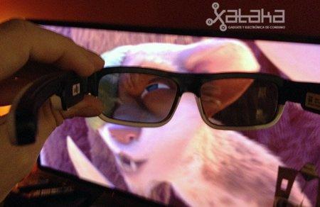 XpanD lanza unas gafas 3D activas casi universales