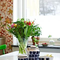 Foto 3 de 4 de la galería cocina-retro-moderna en Decoesfera