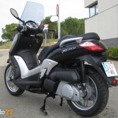 Foto 10 de 20 de la galería yamaha-x-city-125 en Motorpasion Moto
