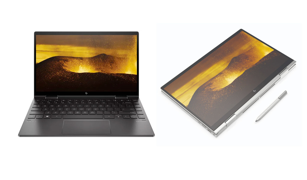Los portátiles HP Envy se actualizan con nuevos procesadores Intel y AMD manteniendo su diseño compacto