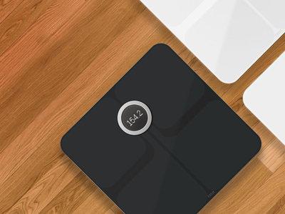 Fitbit Aria 2, la nueva báscula inteligente que te permite un mayor control de tu estado nutricional