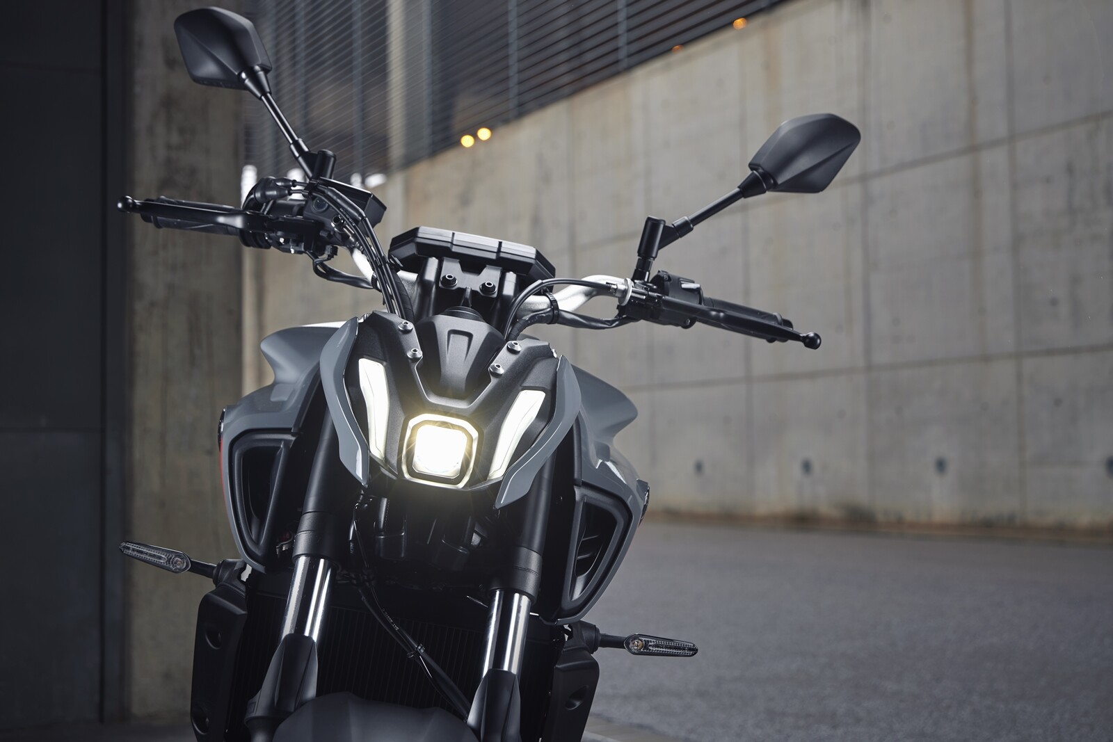 Foto de Yamaha MT-07 2021, prueba (20/75)