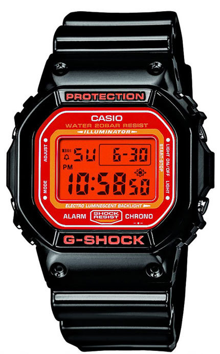 Casio G-Shock negro