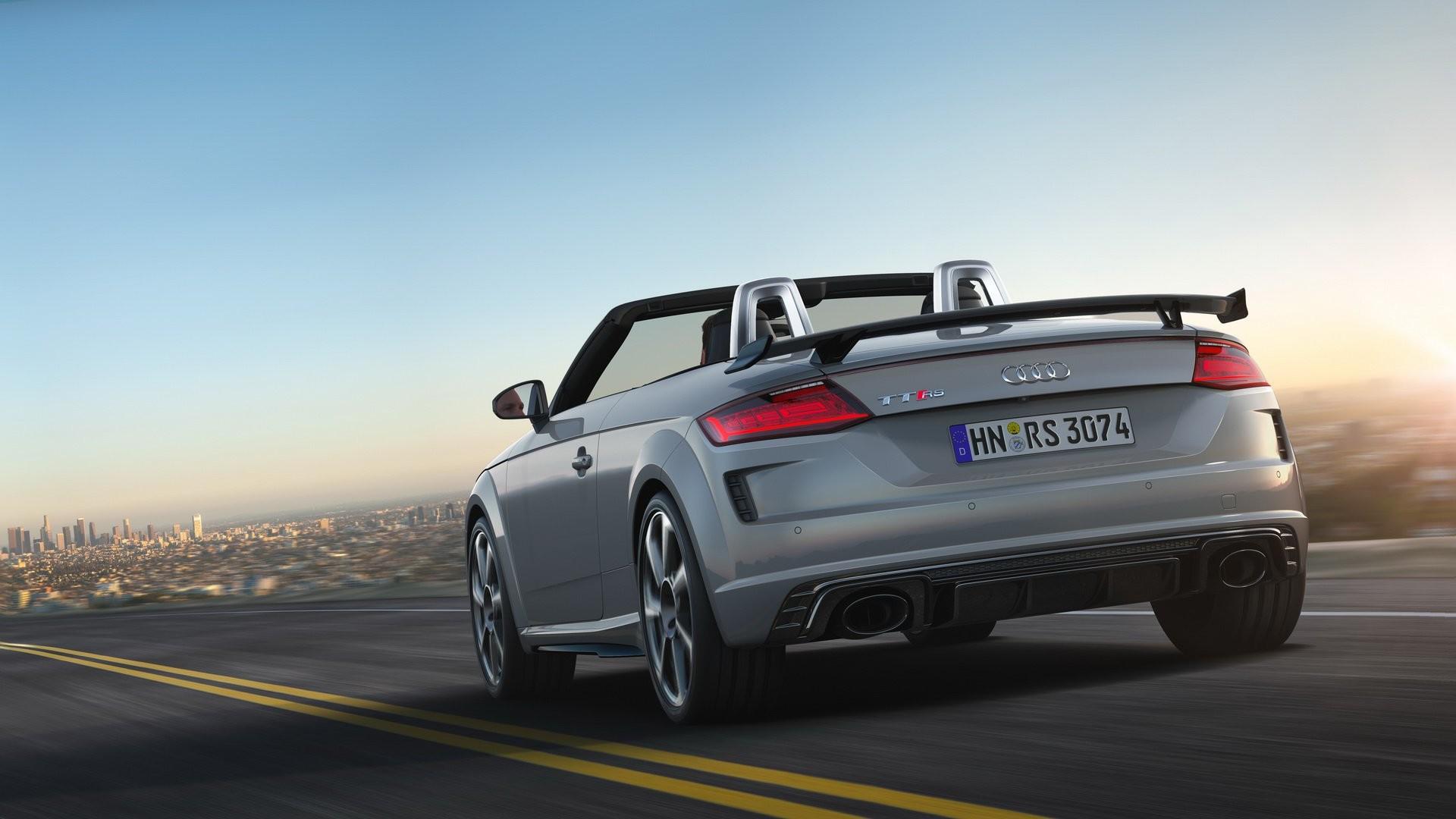 Foto de Audi TT RS 2020 (42/53)