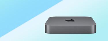 El Mac mini está rebajado a 828,63 euros, uno de sus precios más bajos en Amazon