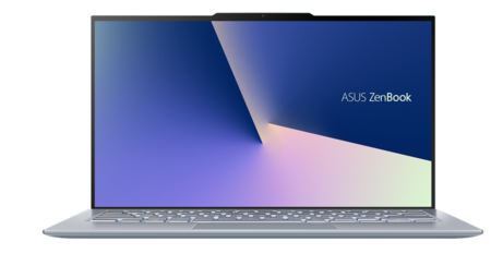 Asus Zenbook S13 Ux392 97 Screen To Body Ratio
