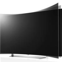LG te da a elegir entre televisor con curva, plano o ambos, pero siempre OLED 4K
