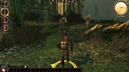 Dragon Age: Origins - Combate 02