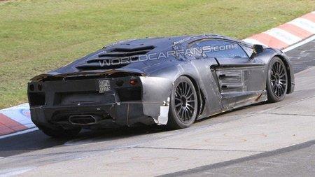 ¿Un prototipo o dos novedades de Lamborghini? La cosa no está clara