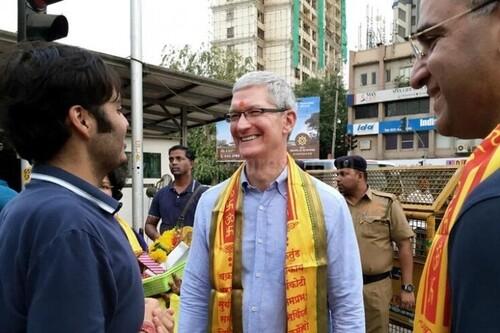 Apple duplica las ventas en la India en el Q4 de 2020 tras su cambio de estrategia