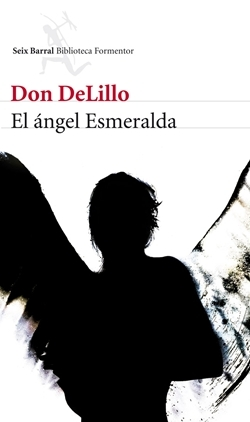 Portada 'El ángel Esmeralda'
