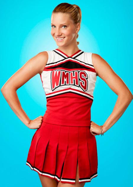 Aumentamos la familia de 'Glee': Heather Morris da a luz