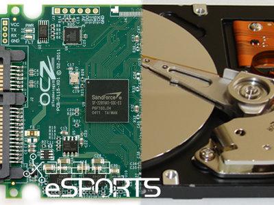 En un disco duro de PC de gaming, ¿qué es mejor elegir? ¿SSD o HDD?