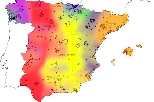 Donde genes, haz lo que vieres: las sorprendentes diferencias (y similitudes) genéticas dentro de la península Ibérica