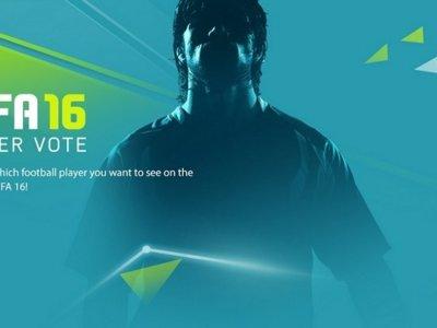 ¿Ya votaste por el jugador de la portada de FIFA 16 de México?