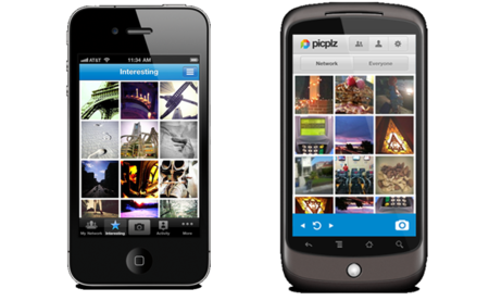 Picplz, una buena alternativa a Instagram para Android e iPhone
