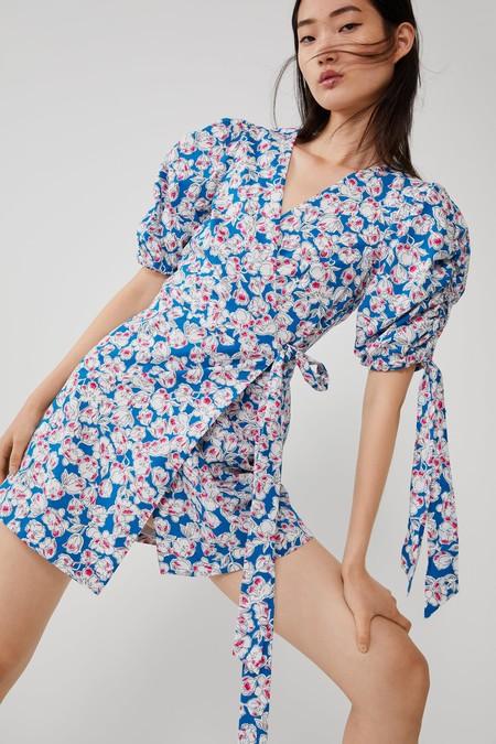 Vestido Mono Rebajas 2020 Zara Verano 07