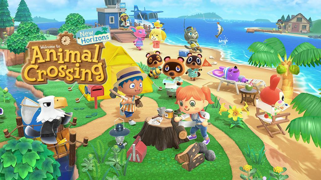 Tom Nook nos invita a vivir en una isla de ensueño en el nuevo spot japonés de Animal Crossing: New Horizons