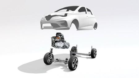 Renault Zoe 2020 27
