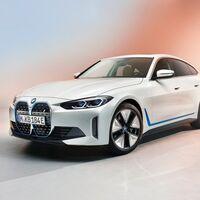 BMW i4: así son las primeras fotos del coupé de cuatro puertas con 523 hp y +450 km de autonomía