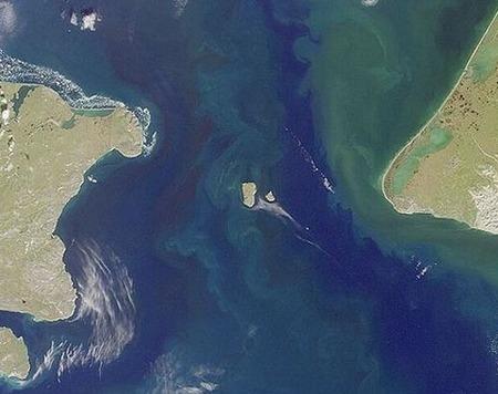 Las islas del Telón de Hielo