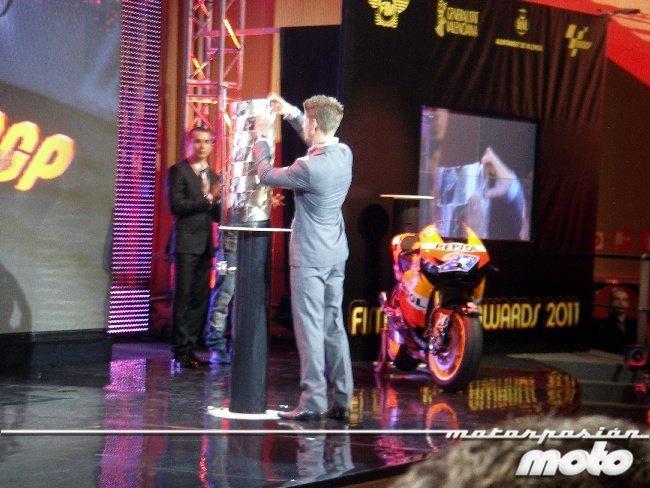 Casey Stoner premio Fim MotoGP