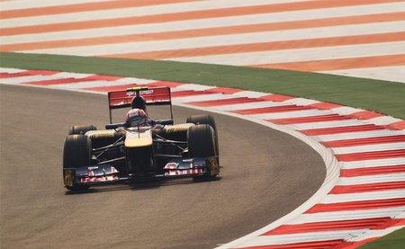GP de India F1 2011: Jaime Alguersuari puntúa por séptima vez en las últimas once carreras