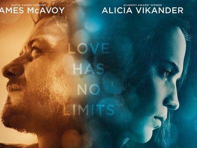 'Inmersión' no se hunde del todo gracias a James McAvoy y Alicia Vikander