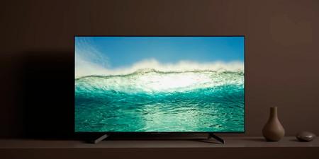 """Una inmensa pantalla con un brutal descuento: la Smart TV 4K de 85"""" Sony KD-85XG8596 está rebajada a 1.499 euros en MediaMarkt"""