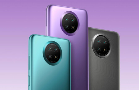 Xiaomi Redmi Note 9 5g Diseno Camaras