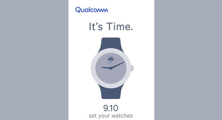 Qualcomm nos cita en septiembre para, probablemente, su nuevo chip para smartwatches