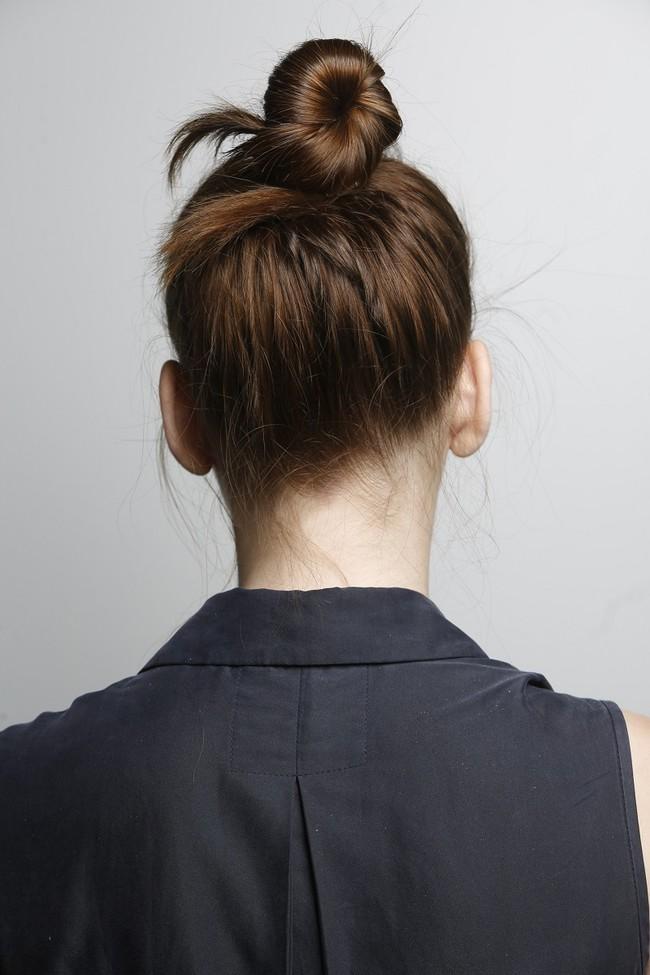 peinados 080 tendencia tutorial moño