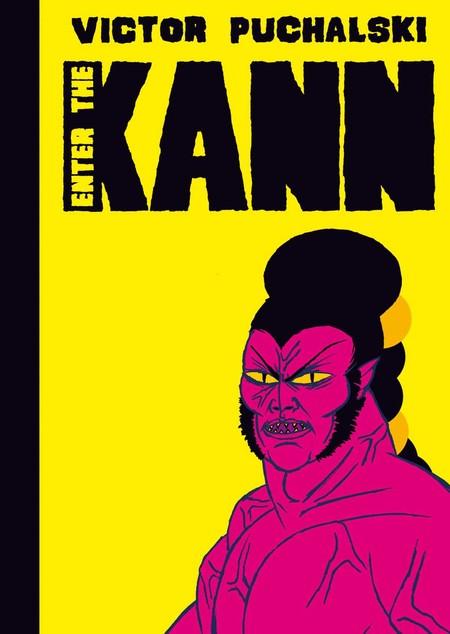 Enter The Kann Portada