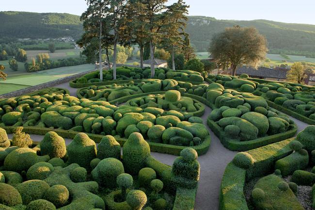 Marqueyssac Jardins 13