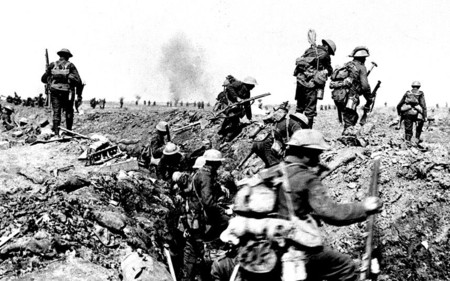 Primera Guerra Mundial 5