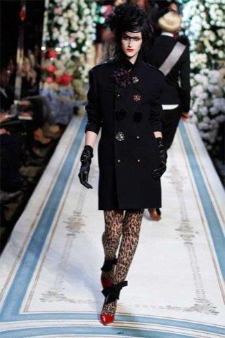 Lanvin HM, colección Alta Costura, abrigo