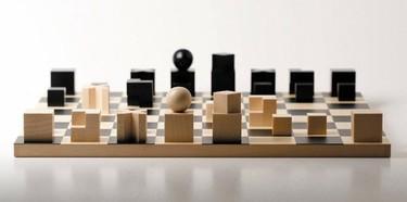 El ajedrez de la Bauhaus