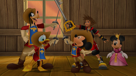Kingdom Hearts 2 8 04