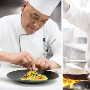 """#PorNuestraGatronomíaMexicana: Disfruta de la cocina del JW Marriott y del chef Ciro Mejía en la comodidad de tu hogar con el menú """"Take-Away"""""""