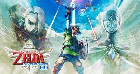 The Legend of Zelda: Skyward Sword HD promete que nos mostrará los orígenes de Link y la saga con un espléndido tráiler