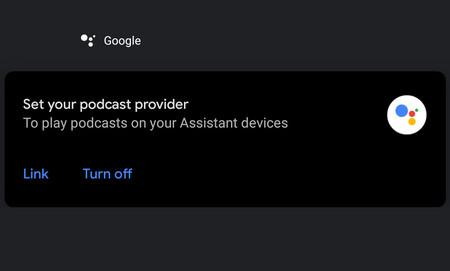 El Asistente de Google te permitirá elegir tu servicio de podcasts favorito