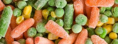 Los beneficios de pescados y vegetales congelados para cocinar de forma saludable